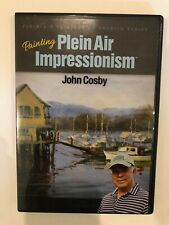 Painting Plein Air Impressionism by John Cosby
