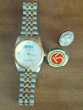 RPS Roadway Package System 5 Year Safety Award Wristwatch AND 2 RPS Pins