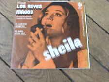 SHEILA Les rois mages (chanté francais & espagnol) 45T MEXICAIN