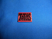 TATOOS MINI BOOK Red 4 Stripes Cover VENDING Gumball Prize Charm Tattoos Tiny