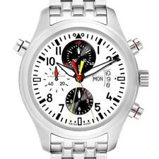 IWC Spitfire Rattrapante Panda Dial Limited Watch IW371803