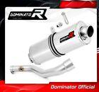 R 1100 GS Exhaust OVAL Dominator Racing silencer muffler