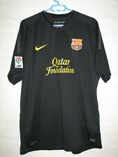 BARCELONA FC 2011-12 AWAY SHIRT NIKE SOCCER SIZE XL