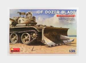 1:35 Miniart Idf Tank Dozer Blade Military 1945 Kit MA37030 Miniature
