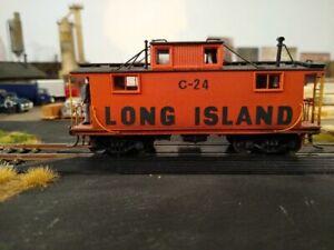 LONG ISLAND RAILROAD CABOOSE