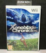 Xenoblade Chronicles Nintendo Wii - Full Pal UK
