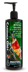 Brightwell Aquatics Shrimp Caridina GH+ Mineral Trace Element Shrimp Tank CRS