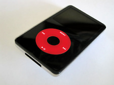 80GB Apple iPod 5th Generation U2 Special Edition | 6th Generation-Inspired Look