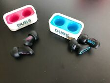 DUBS Acoustic Filters 12 dB Noise Reduction, Hearing Protection Ear Plugs