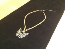 Beautiful Boho Butterfly Necklace