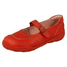 30 Scarpe in pelle rossa per bambine dai 2 ai 16 anni