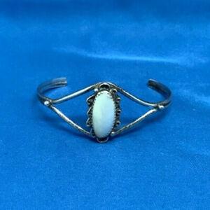 925 Sterling Silver & Mother of Pearl Bracelet