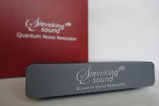 SIEVEKING SOUND - TELOS AUDIO - THE QUANTUM NOISE RESONATOR