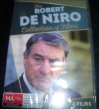Robert De Niro 4 DVD – City By The Sea/15 Minutes/Cop Land/Stone (Australia Regi