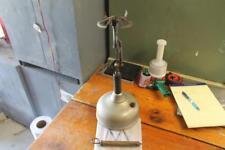 Vintage 1930s Coleman Quick-Lite Gas Lamp /Lantern Chrome Tank & Pump