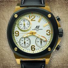 Aubert Freres Tirel Chronograph Mens Watch / RETAILS AT $2,195.00