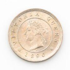 1890 H Jamaïque 1 Farthing REINE VICTORIA pièce de monnaie UNC