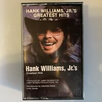Hank Williams Jr Greatest Hits (Cassette)