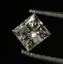 Loose .45ct I2 H princess cut fancy shape diamond vintage estate antique Natural