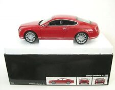 Bentley Continental GT (rouge) 2008