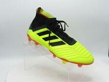 Adidas Db2037 Predator X 18.1 Sz 11 M Solar Yellow Soccer Cleat Mens Shoes $250