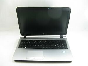 "HP 450 G3 15.5"" Laptop 2.3GHz i5 4GB DDR4 256GB SSD Windows 10 Pro x64 (Grade B)"