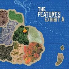 Exhibit A by The Features (CD, Mar-2003, Universal Distribution)