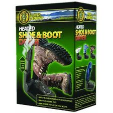 Shoe Boot And Glove Dryer Warm Air with Gentle Fan Tall Footwear