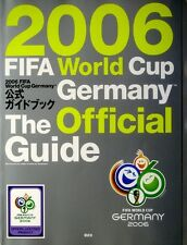 2006 FIFA World Cup Germany The Official Guide - SC - Japanese