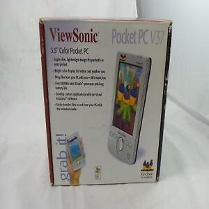 ViewSonic V37 Pocket PC Handheld PDA (VSMW27026-1M)