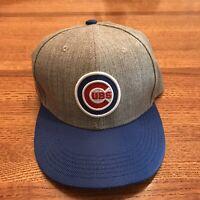 New Chicago Cubs Baseball Hat Cap Budweiser Wrigley Bleachers Giveaway SGA 2018