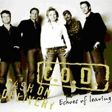 Cash on Delivery - Echoes of Leaving [CD]