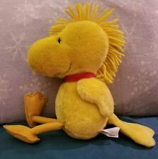 "Kohls Cares For Kids Plush Woodstock 12"" Stuffed Peanuts Snoopy Pal Best Friend"