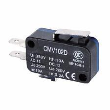 Micro Interruttore Switch Serie CMV Plastica 1NO+NC 10A 250V| 3X |CNTD-CMV-102-D