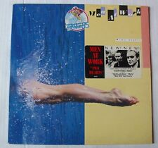 MEN AT WORK (LP 33T) TWO HEARTS - HOLLAND 1985