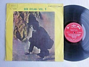BOB DYLAN / Vol.1 ( bob oylan ) RARE LP 33 Tours  PRESSAGE TAIWAN FIRST FL 1328