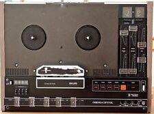 Philips N4419 Tonbandgerät / sehr gut erhalten / optional mit Fernbedienung