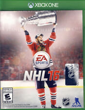 NHL 16 (Microsoft Xbox One, 2015) BRAND NEW FACTORY SEALED PACKAGE