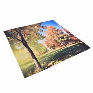 150x150cm Tapestry Forest Pattern Wall Hanging Tapestry Living Room Decoration A
