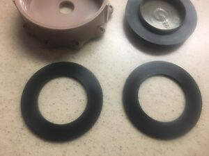 2 PACK - Viton Gasket - Scepter MFC Military Fuel Can Aftermarket - Made in USA!