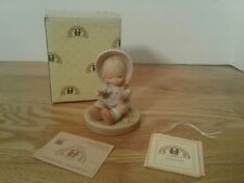 Memories of Yesterday Lucie Attwell Luck At Last - He Loves Me Figurine 1989