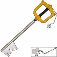 "Kingdom Hearts 'Sora' Rescuer of Heartless Kingdom Foam Key Cosplay 34"" Keyblade"