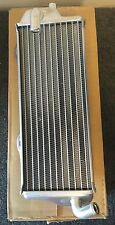2010-2012 Suzuki RMZ250 LEFT RADIATOR OEM 17720-49H01 RMZ 250 RM-Z250 RM-Z 250F