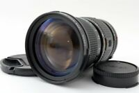 Canon New FD 35-105mm F/3.5 Macro MF Zoom Lens [As Is] from Japan F/S #681912A