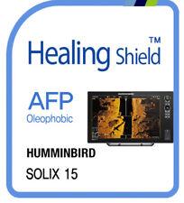 For HUMMINBIRD SOLIX 15 ,  Oleophobic Screen Protector AFP Clear Film
