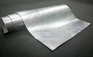 6.5 Sq Feet Aluminum Fiberglass Heat Shield Protection insulation exhaust header