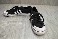 adidas Nizza CQ2332 Casual Lace Up Shoes, Men's Size 11.5, Black