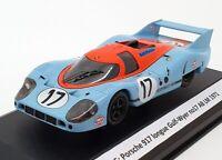 Provence Moulage 1/43 Scale Built Kit PM102 - Porsche 917 - Gulf #17 LM 1971