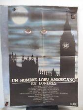 2993       UN HOMBRE LOBO AMERICANO EN LONDRES-JOHN LANDIS
