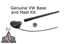 """Volkswagen JETTA Antenna BASE & MAST Kit  """"OE"""" 1999-2005 FUBA VW"""